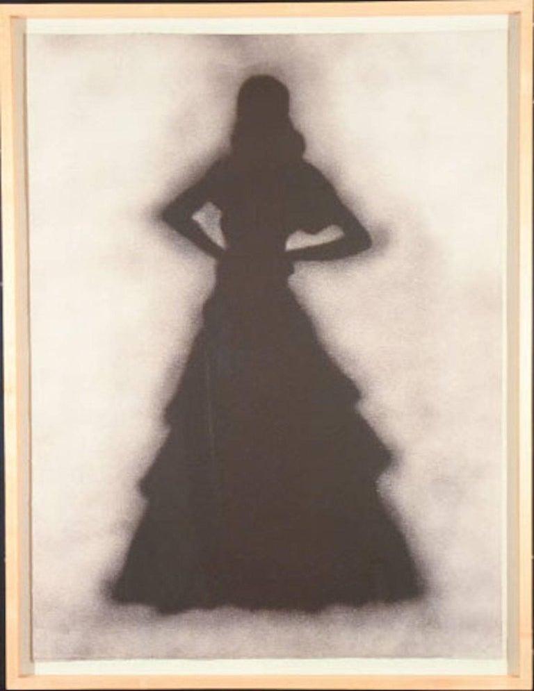 Ed Ruscha Figurative Print - Dancer-Bailar