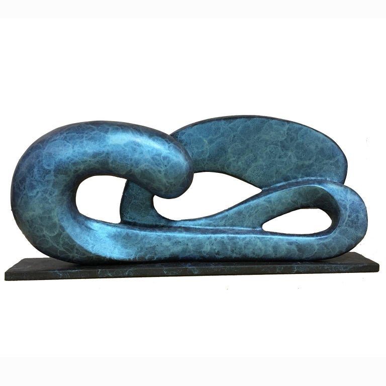 Catherine Bohrman Abstract Sculpture - du Vent