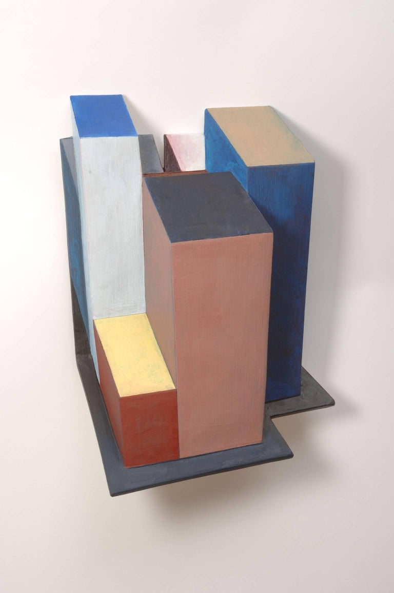 Steven Diamond Abstract Sculpture - 27TH