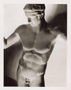 Classic Greek Statue, Paris, 1932