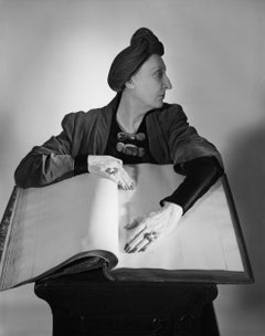 Edith Sitwell, New York, 1948