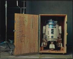 R2-D2, Pinewood Studios, London, 2000