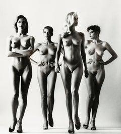 Sie Kommen (Naked), Paris, 1981