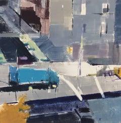 """Lisa Breslow """"Blue Truck 2"""""""
