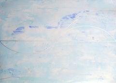"Gudrun Mertes-Frady ""Lines of Flight"" -- Abstract Painting"