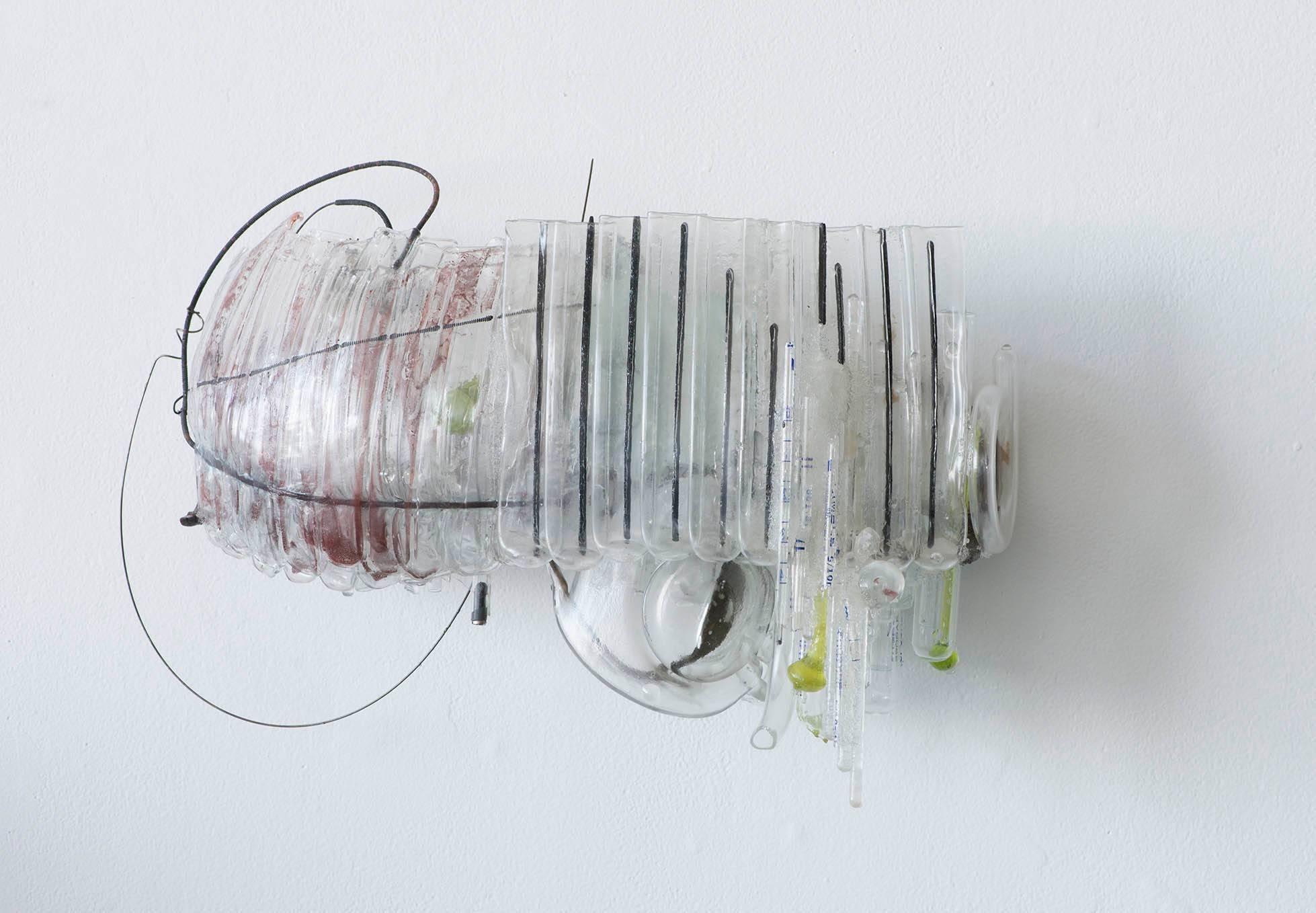 """Nancy Cohen """"What Can't Be Stored"""" Abstract Sculpture"""
