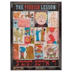 The Yiddish Lesson