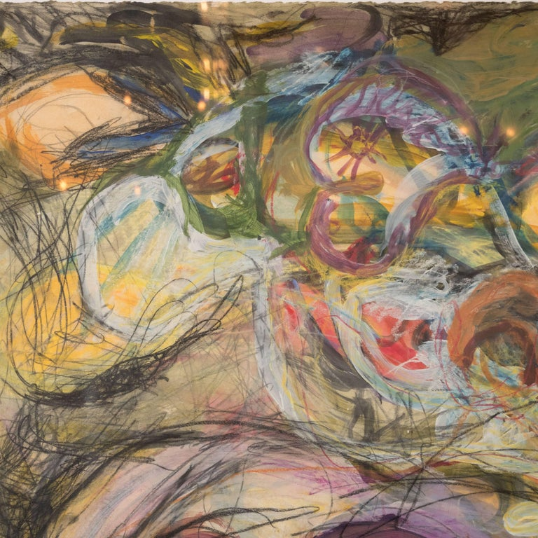 Untitled (Monumental Abstract Expressionist Composition) For Sale 1