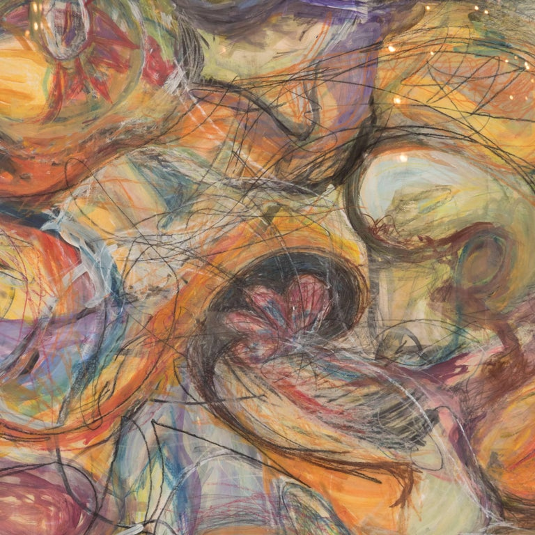 Untitled (Monumental Abstract Expressionist Composition) For Sale 3
