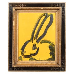 Untitled- Bunny Painting (1178)