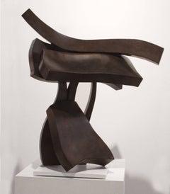 Marilyn's Dream -bronze sculpture by New York sculptor Hans Van de Bovenkamp