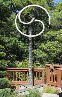 Wuji kinetic sculpture