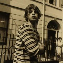 MICK JAGGER by David Wedgebury 1964