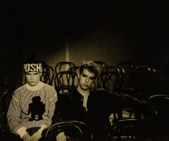 PET SHOP BOYS Cromalin for a Limited Edition Print