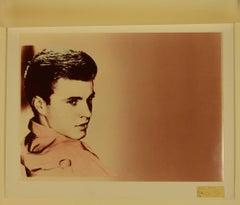 RICKY NELSON Original Artwork for THE BEST OF RICKY NELSON  1985