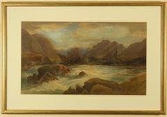 Capel Curig, Snowdonia, Thomas Hart FSA