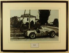 Hermann Muller Auto Union 1937 Pescara Grand Prix 1937