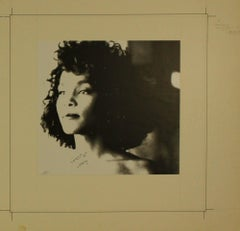 Whitney Houston Original 1987 Production Artwork, Love Will Save the Day