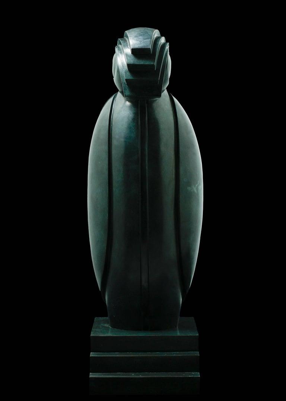Horus Sculpture by Franco Adami , XX Century For Sale 1