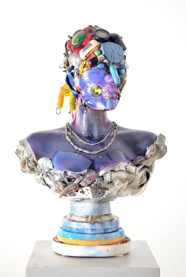 Donna Blu by Dario Tironi, 2016