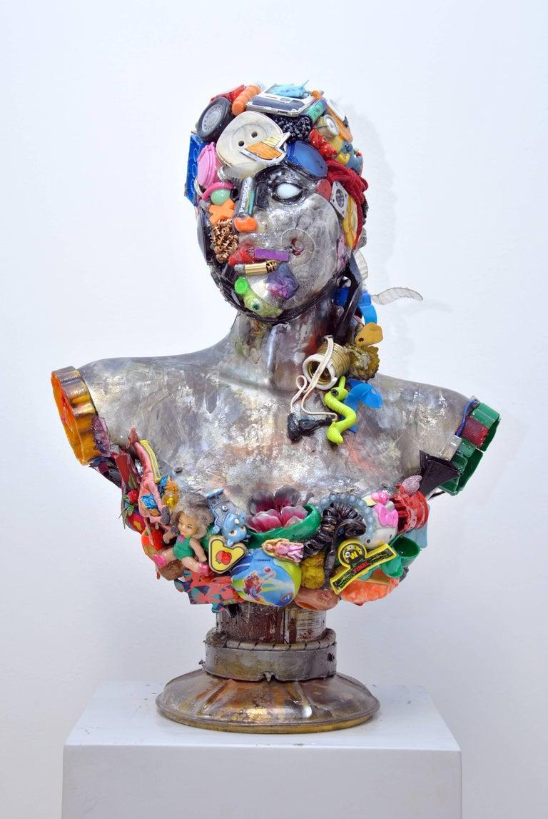 Busto di Donna Sculpture by Dario Tironi
