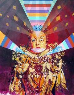 The Virgin Queen, Elizabeth I (Bette Davis)