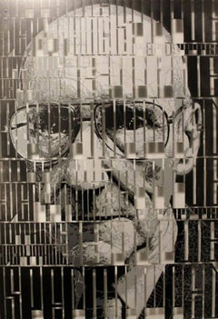 Portrait of William Burroughs
