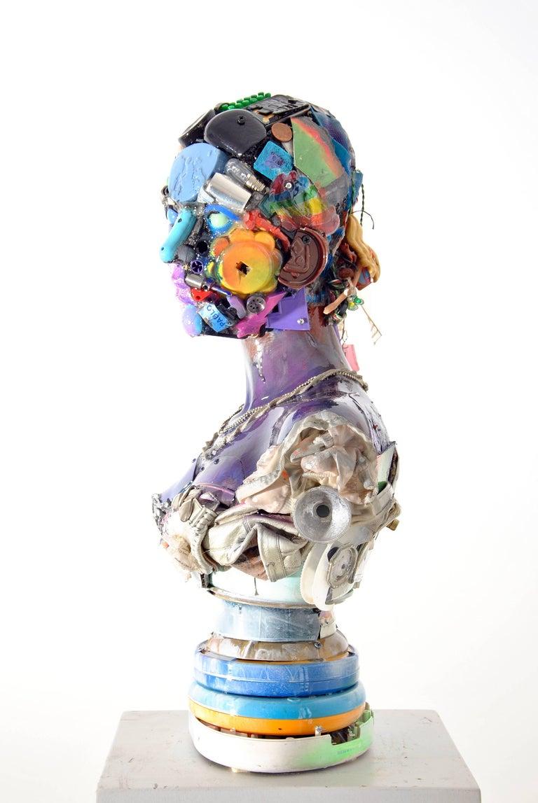 Donna Blu by Dario Tironi, 2016 For Sale 1