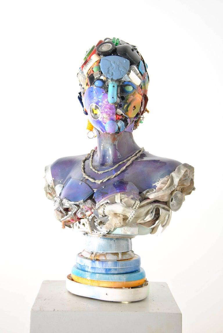 Donna Blu by Dario Tironi, 2016 For Sale 2