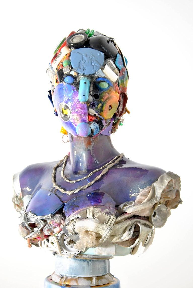 Donna Blu by Dario Tironi, 2016 For Sale 4