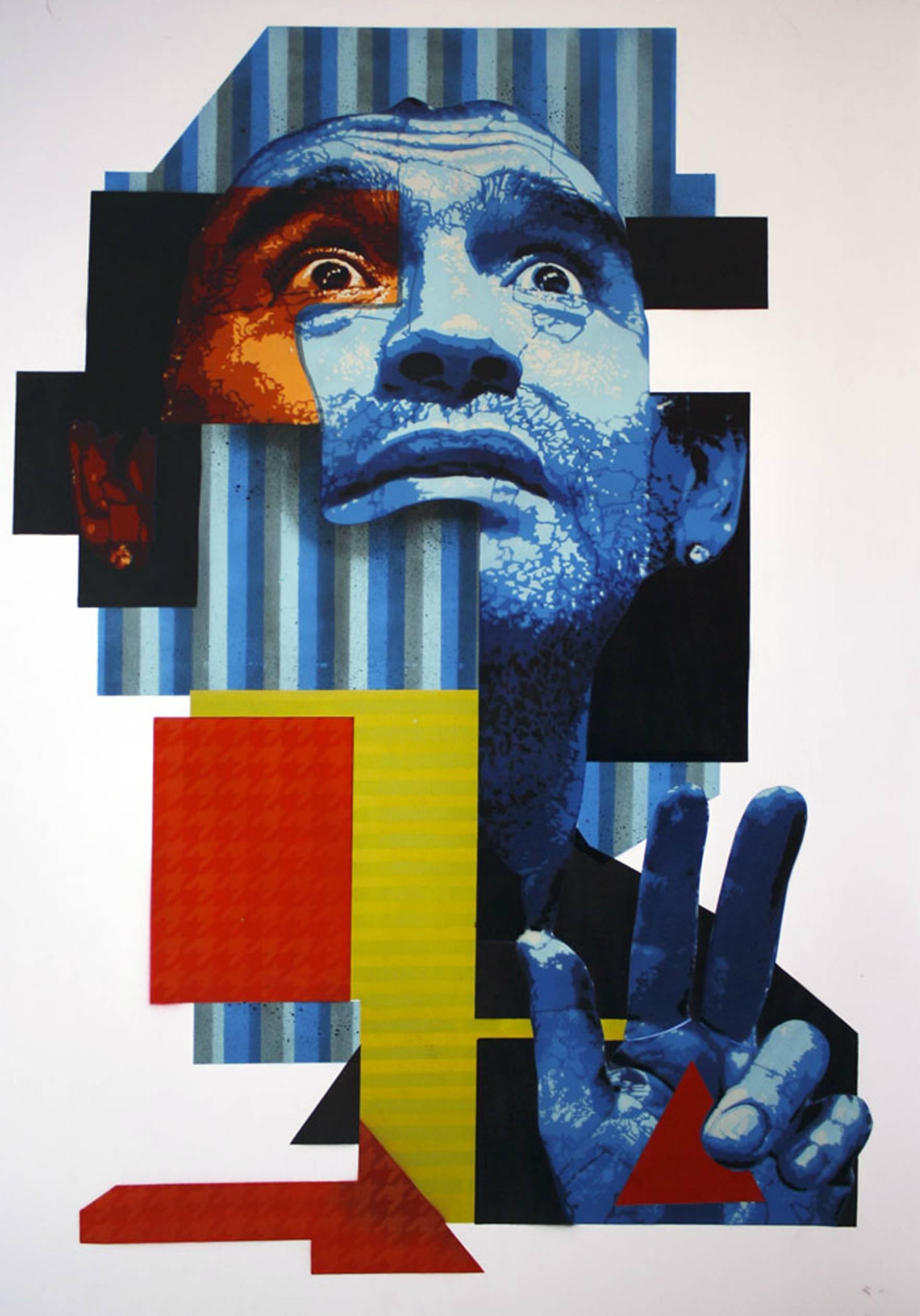 La mano de Dios, Portrait of Diego Armando Maradona