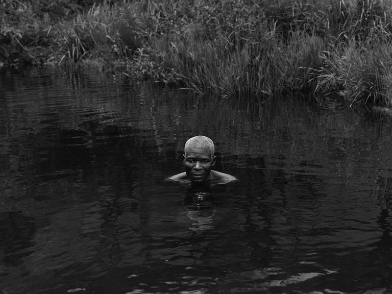 Black and White Contemporary Photography: Purification - Benson