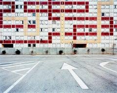 Apartments, Nice - Chris Frazer Smith, Contemporary, France, Travel, Photography