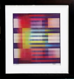 UNKNOWN TITLE (NINE SQUARES)
