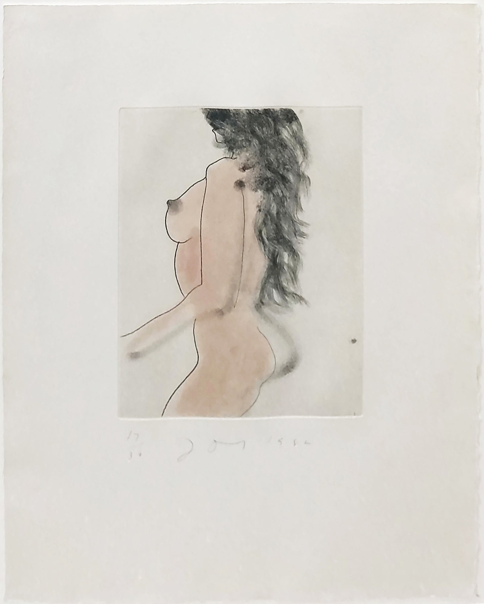 UNTITLED (FROM EIGHT LITTLE NUDES)