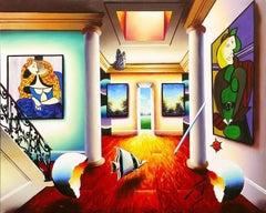 CUBIST ROOM