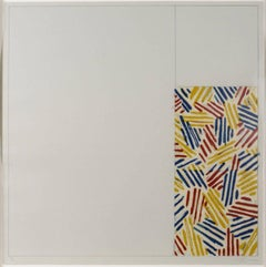 #4, FROM 6 LITHOGRAPHS (AFTER UNTITLED 1975)