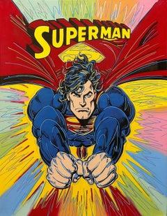 SUPERMAN - BURST