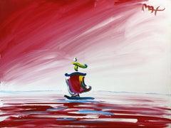 Peter Max Landscape Paintings