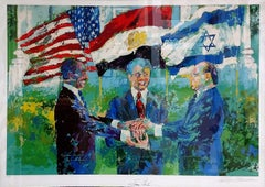 WHITE HOUSE SIGNING OF  EGYPTIAN ISRAELI PEACE TREATY