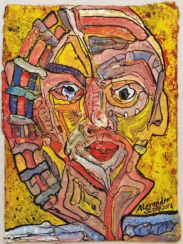 THE ARTISTIC LANGUAGE OF A PANARAMIC FACE
