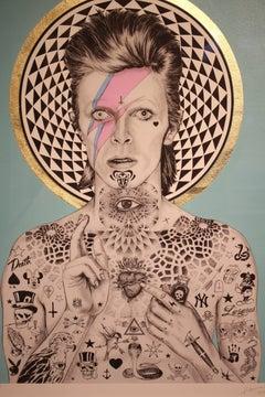 "Bowie ""Jesus was a Rockstar"""