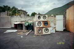 """""""Sound System,"""" 2017 Photograph from the Young Love Series by Ivar Wigan"""