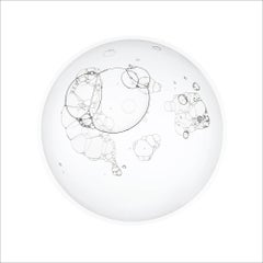 """""""Air Bubble 1,"""" 2010 Contemporary Photograph by Giles Revell"""