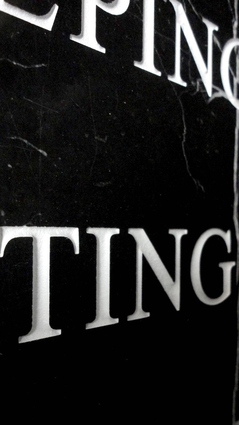 """Eating Sleeping Mating Defending,"" 2016 by Nimai Kesten For Sale 1"