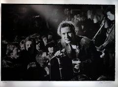 Sex Pistols Christmas Day 1977  Ivanhoe's, Huddersfield.