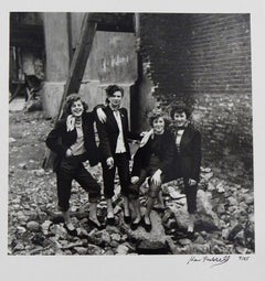 "Rock Steady - from the series ""Last of the Teddy Girls"""