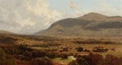 Landscape of South Bennington, Vermont