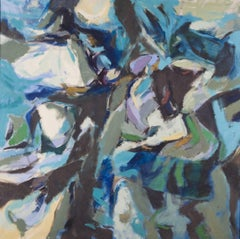 Abstract Expressionism, Tide Pool, Monhegan, 1956
