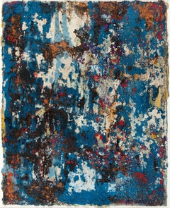Untitled, 2005, Blue Abstract